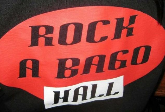 Rock-a-Bago Hall in Rockford IL - Classic Rock music by Fork in the Road April 16th 2016