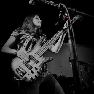 Cheryl McNamee, bassist