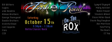 October 15, 2016 - Classic Rock LIVE at On The Rox - Kankakee IL