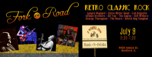 Fork in the Road LIVE classic rock and groovy blues at 2 Wheel Inn Rockford IL