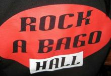 Rock-a-Bago Hall in Rockford IL - Classic Rock music by Fork in the Road December 11th 2015