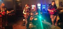 Fork in the Road, a new band based in Joliet, IL with a great retro sound.