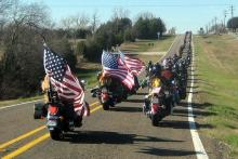 Mamas Run 2015, Bike Run to benefit U.S. Troops and Veterans.  Live music by Fork in the Road.